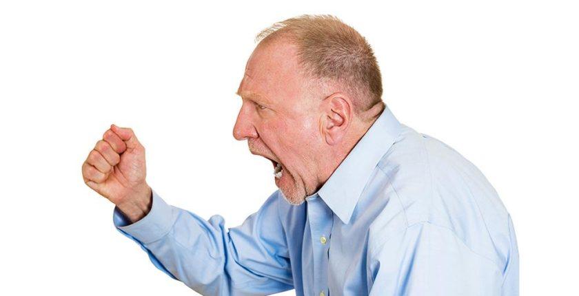 dicas para lidar com agressividade idoso com alzheimer