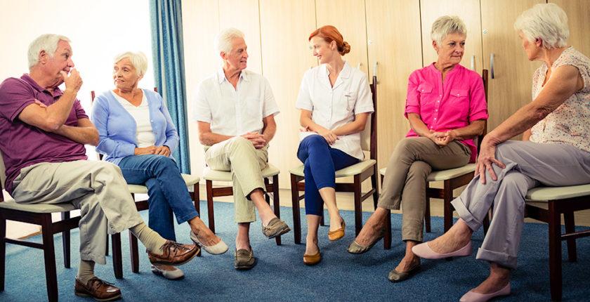 grupos de apoio alzheiemr