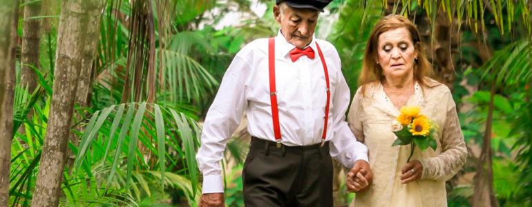 idosos alzheimer ensaio fotográfico