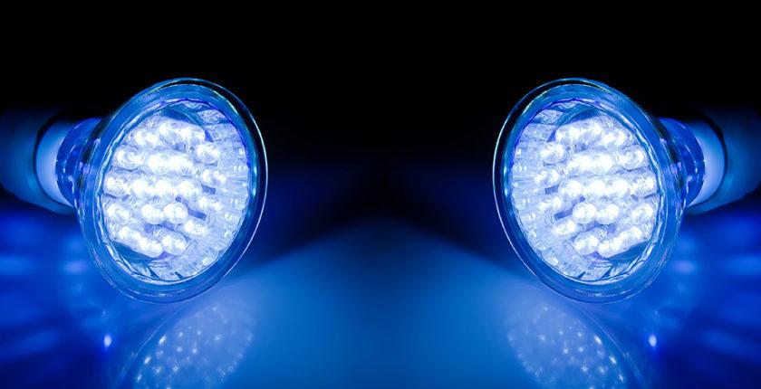 luz piscante tratamento alzheimer