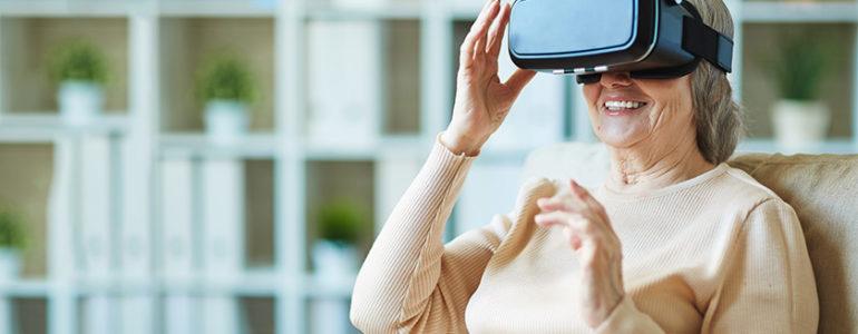 realidade virtual e alzheime